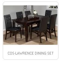 COS-LAWRENCE DINING SET